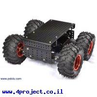 """פלטפורמה רובוטית - Wild Thumper 4WD - מנועים 160 סל""""ד"""