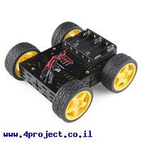 פלטפורמה רובוטית - Multi-Chassis 4WD