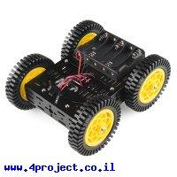 פלטפורמה רובוטית - Multi-Chassis 4WD-ATV