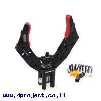 צבת רובוטי של Makeblock עם 2 אצבעות