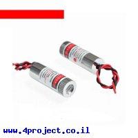 לייזר תעשייתי אדום - צורת קו