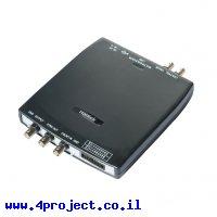 מחולל אותות Hantek DDS3X25 25MHz/4K USB