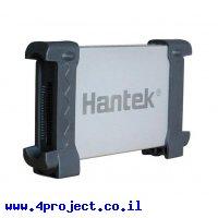 Logic Analyzer בחיבור USB עם 32 ערוצים, 64M דגימות - Hantek 4032L