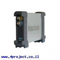 סקופ USB דיגיטלי Hantek 6022BE - 2Ch/20MHz/48MSa/1M