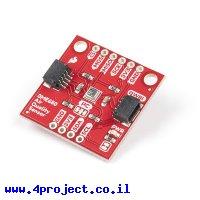 חיישן נתונים סביבתיים BME680 - חיבור Qwiic