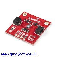 חישן איכות אוויר SGP30 - חיבור Qwiic