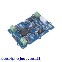 בקר מנוע DC / צעד (L298P) - חיבור Grove