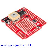 מגן Arduino - GPS Logger