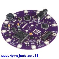 כרטיס פיתוח תואם Arduino LilyPad MP3