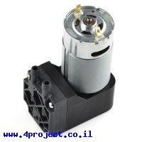 משאבת אוויר 12V - לחץ 406mmHg
