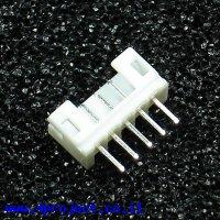 מחבר JST-PH 5 Pin ישר - PTH