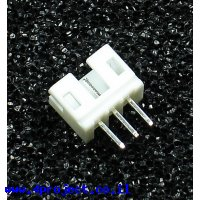 מחבר JST-PH 3 Pin ישר - PTH