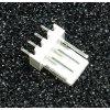 תמונה של מוצר מחבר Molex 4-pin זכר - ישר