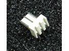 תמונה של מוצר מחבר Molex 3-pin זכר - בזווית