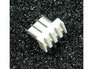 תמונה של מוצר מחבר Molex 4-pin זכר - בזווית