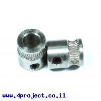 גלגל שיניים לראש מדפסת תלת מימד - MK8