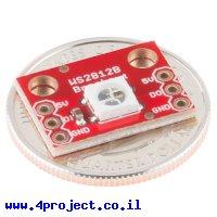 לד (RGB - SMD (WS2812B על כרטיסון