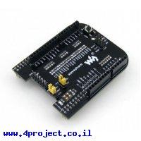 תוסף ל-BeagleBone - מתאם לחיבור מגני Arduino