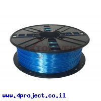 פלסטיק למדפסת 3D - כחול - BioSilk 1.75mm
