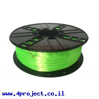פלסטיק למדפסת 3D - ירוק - BioSilk 1.75mm