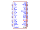 תמונה של מוצר  Allegro MicroSystems, LLC A3986SLDTR-T