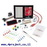 כרטיס פיתוח Arduino - ערכה לממציא המתחיל V3.3 - ללא המזוודה