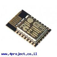 מודול WiFi ESP8266 - דגם ESP-12E
