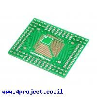 כרטיסון מתאם TQFP32-100 0.5/0.8mm