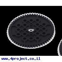 גלגל שיניים של Makeblock - פלסטיק 56T