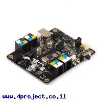 כרטיס פיתוח Arduino mCore v1 - הבקר של mBot v1