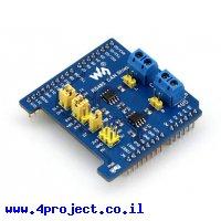 מגן Arduino - תקשורת RS485/CAN
