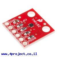 חישן טמפרטורה - מודול עם TMP102