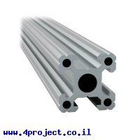 """פרופיל X-Rail - אורך 12"""" (304.8 מ""""מ) - גרסה קודמת"""