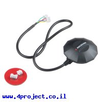 מודול GPS GP-808G (72 Channel)