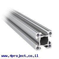 """פרופיל X-Rail - אורך 3.0"""" (76.2 מ""""מ)"""