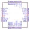 תמונה של מוצר  STMicroelectronics UPSD3212C-40T6