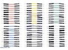 """תמונה של מוצר חוט גישור איכותי - זכר/זכר 2.5 ס""""מ - חבילה של 60 צבעוניים"""