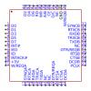 תמונה של מוצר  Advanced Micro Devices/AMD AM85C30-10JC