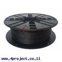 """פלסטיק למדפסת 3D - PLA עם סיבי פחמן 1.75 מ""""מ - 800 גרם"""