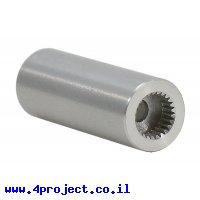 """רכזת מנוע סרוו - ציר 3F-25T - מידות 0.375x1.00"""""""