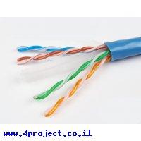כבל רשת UTP CAT6 - לפי מטר