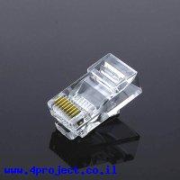 מחבר RJ45 לכבל Ethernet