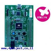כרטיס פיתוח 32F411EDISCOVERY