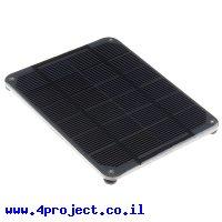 תא סולרי - 6V/2W - אריזה קשיחה