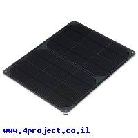 תא סולרי 6V/6W - אריזה קשיחה