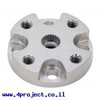רכזת מנוע סרוו - ציר C1-24T - חורים 6-32
