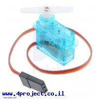 מנוע סרוו (תת-מיקרו) - FEETECH FS0307