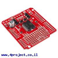 מגן Arduino - דוחף מנוע Ardumoto