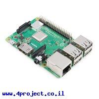 כרטיס פיתוח - Raspberry Pi 3 - דגם B+