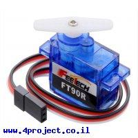 מנוע סרוו (מיקרו) - סיבוב רציף - FEETECH FT90R